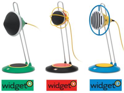 widget mic